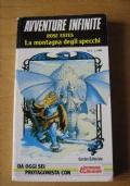 Librogame AVVENTURE INFINITE n.2 - LA MONTAGNA DEGLI SPECCHI / Dungeons & Dragons