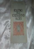 BOLLETTINO DELLA SOCIETA� DI STUDI VALDESI N. 164 GIUGNO 1989