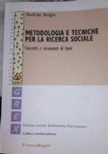 metodologia e tecniche per la ricerca sociale