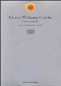 CENTO POESIE di J.W. Goethe scelte da Siegfried Unseld (Testo tedesco a fronte)