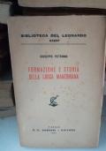 Formazione e storia della lirica manzoniana