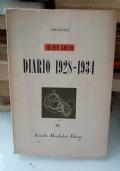 Diario 1928-1934 / 1935-1939 / 1940-1943 (3 volumi)