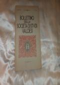 BOLLETTINO DELLA SOCIETA' DI STUDI VALDESI N 130 DICEMBRE 1971