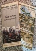 Palestine-Israel journal vol 12,4,13,3