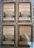 Classici Latini e greci N° 27,56,39 e 37