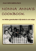 Nonna Anna's cook book