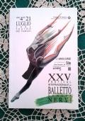 XXV FESTIVAL INTERNAZIONALE DEL BALLETTO Genova Nervi