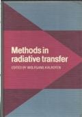 Methods in radiative transfer