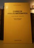 Corso di Analisi Matematica