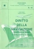 diritto della navigazione (marittima ed aerea)