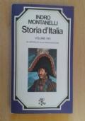 STORIA D'ITALIA. Vol. XXV Da Waterloo alla restaurazione
