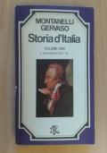 STORIA D'ITALIA. Vol. XXIII Il crepuscolo del '700
