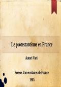 Le protestantisme en France
