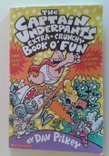 Captain Underpants Extra-crunchy Book of Fun