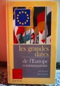 Les grandes dates de l'europe communautaire