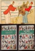 FAVOLE DI LA FONTAINE, J. de La Fontaine, ill. W. Cremonini, F.lli Fabbri 1958.