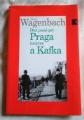 DUE PASSI PER PRGA INSIEME A KAFKA - franz-vita-biografia-storia-repubblica ceca-letteratura-opere