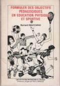 Formuler des objectifs pedagogiques en education physique et sportive