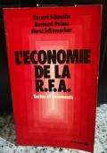 L'economie de la R.F.A.