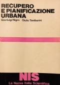 Recupero e pianificazione urbana