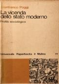 La vicenda dello stato moderno profilo sociologico