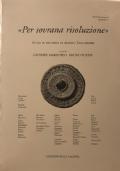 """""""Per sovrana risoluzione"""" Studi in ricordo di Amelio Tagliaferri"""