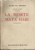 Mata Hari - parte terza - La morte di Mata Hari - vol. quinto