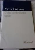 Microsoft Windows Guida Di Riferimento Rapido