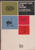 Cinquant�anni di un editore - Le edizioni Einaudi negli anni 1933-1983
