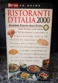 Ristoranti d'Italia 2000