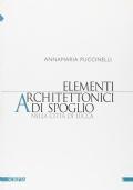 Elementi architettonici di spoglio nella citt� di Lucca