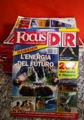 Lotto di riviste focus n 23 pezzi