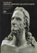Asta Bolaffi - arredi, dipinti e oggetti d'arte - Torino 25 settembre 2014