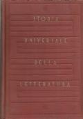 Storia universale della letteratura - Vol I+II+III