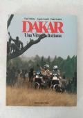 DAKAR - UNA VITTORIA ITALIANA / Soldano, Cavalli e Scalera 1° edizione 1990!