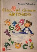 Ciao io mi chiamo Antonio