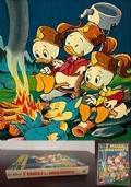 Manuale delle Giovani Marmotte, Walt Disney, ARNOLDO MONDADORI EDITORE 1974.