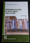 Introduzione Allo Studio Del Diritto Pubblico E Le Sue Fonti