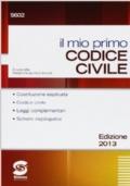 IL MIO PRIMO CODICE CIVILE