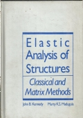 Elastic analysis of structures : classical and matrix methods