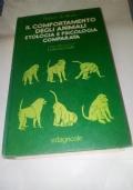 Robert A. Hinde  il comportamento degli animali etologia e Psicologia comparata