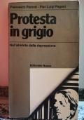 Protesta in grigio Nel labirinto della depressione