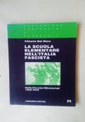 LA SCUOLA ELEMENTARE NELL'ITALIA FASCISTA