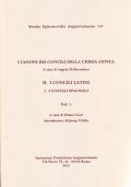 Confessioni Volume I. Libri I-III