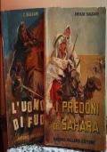 I predoni del Sahara e L'uomo di fuoco