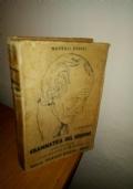 1945 manuale Hoepli GRAMMATICA DEL DISEGNO G. Ronchetti