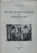 The life of saint Nicholas in byzantine art