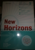 NEW HORIZONS VOLUME 2 TESTS AND RESOURCE BOOK + CD