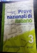 Esercitazioni per le prove nazionali di italiano
