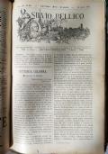 SILVIO PELLICO  periodico illustrato di educazione, lettere, arti belle....